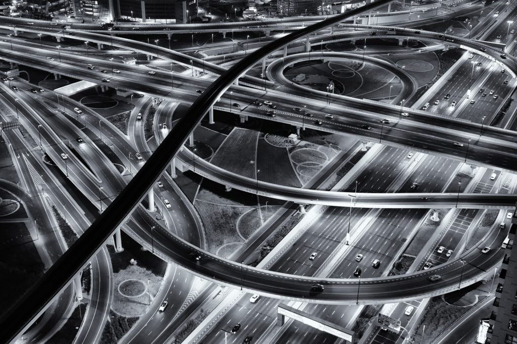 Autobahndrehkreuz